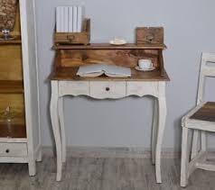 table bureau bois bureau table secretaire ancien style meuble ancien bois blanc