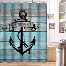 crafty inspiration anchor bathroom set nautical print art decor