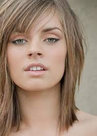 female recede hairline hairstyles with bangs hair styles with bangs lovetoknow