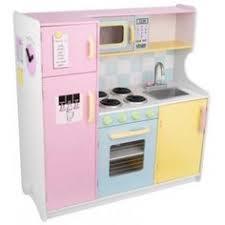 cuisine kidcraft cuisine enfant uptown expresso en bois kidkraft pour