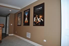 libertyville certapro dark brown house interior kitchen painting