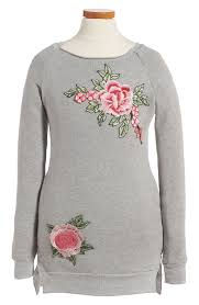 thanksgiving dog sweater flowers by zoe clothing nordstrom