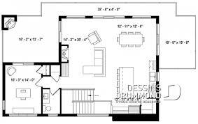 plan maison 7 chambres plan de maison luxueuse de prestige plans dessins drummond