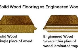 Engineered Wood Flooring Vs Hardwood Stunning Manufactured Wood Flooring Vs Hardwood On Floor With