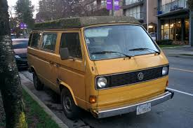 1971 volkswagen westfalia old parked cars vancouver type 2