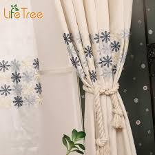 Daisy Kitchen Curtains online get cheap daisy kitchen curtains aliexpress com alibaba