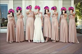 convertible bridesmaid dresses of 8 chagne convertible dress convertible bridesmaid