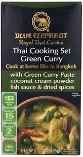 elephant cuisine amazon com blue elephant royal cuisine green curry 3 3