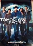 Tomorrow People 2013 Comic-Con exclusive mini poster (Robbie Amell