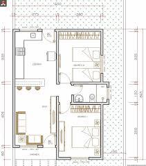 Modern Townhouse Floor Plans Casa 2 Quartos 52 5m Planta De Casa Minha Casa Minha Vida