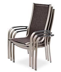 chaise jardin aluminium fauteuil de jardin alu achetez sur syma mobilier jardin mobilier