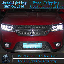 fiat freemont 2014 car styling freemont led head lamp for fiat freemont 2009 2014 led
