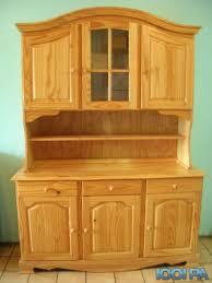 meuble en coin pour cuisine meuble de cuisine en pin naturel annonce ameublement