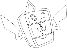 pokemon coloring pages rotom coloring page pokemon alternate forms pokémon alternate form 479