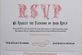exles of wedding invitations wedding invitation wording rsvp online wedding