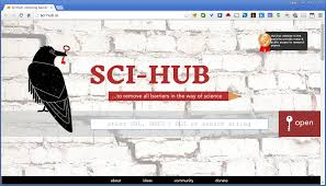 Sci Hub Cis 471 Sci Hub A Site With Open And Pirated Scientific Papers