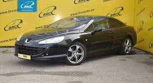 peugeot cars for sale second hand peugeot 407 2 7 v6 hdi automatas id 791812 brc autocentrum