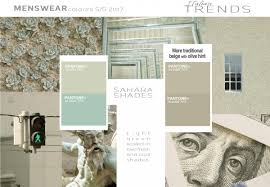 2017 Color Trends Pantone by Men Colours Summer 2017 Italtex Trends