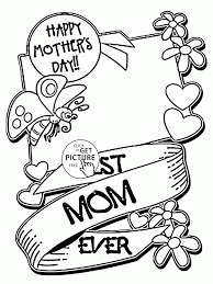 clean earth earth day coloring page for kids coloring pages