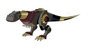 transformers animated grimlock t rex transformers animated