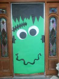 halloween decorations made at home diy halloween door decor halloween pinterest home made