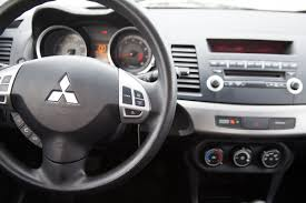 used mitsubishi lancer for sale 2009 used mitsubishi lancer for sale