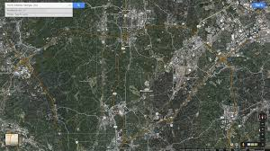 Atlanta Georgia Map North Atlanta Georgia Map