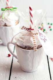 gift mugs with candy gifts easy chocolate vanilla bean hot