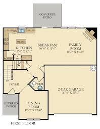 camden floor plan camden new home plan in parkmont enclave by lennar