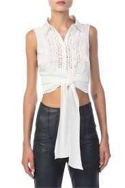 white sleeveless blouse adrianaonline com shilo sleeveless crepe lace white blouse by