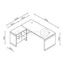 L Shaped Desk Dimensions L Shaped Desk Dimensions L Shaped Computer Desk L Shape Glass Top