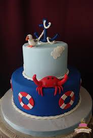 nautical baby shower cake for boy ideas horsh beirut