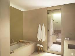 Minimalist Bathroom Furniture 13 Gorgeous Minimalist Bathrooms Photos Architectural Digest