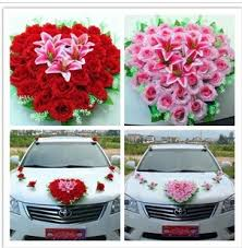 free shipping new red pink married celebrate supplies furnished