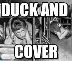 Meme Cover Photos - duck and duck and cover meme on memegen