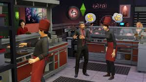 the sims 4 dine out pc code origin amazon co uk pc u0026 video games