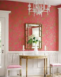wallpaper in the entry foyer yay or nay