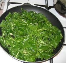 cuisiner les cotes de bettes petits gratins de feuilles de bettes le sachet d épices