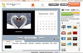 How To Make Your Own Desk Calendar Make Your Own Desk Calendar Tutorials