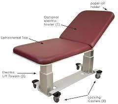 Oakworks Massage Tables by Oakworks Height Adjustable General Ultrasound Tables
