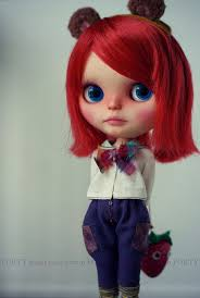 Little Berry 349 Best Blythe Ooak Dolls Images On Pinterest Blythe Dolls