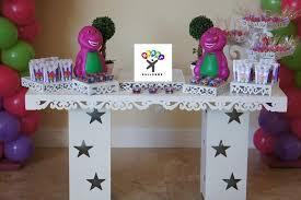 Barney Party Decorations Barney Party Decoration