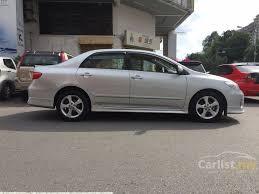 2012 toyota corolla custom toyota corolla altis 2012 e 1 8 in selangor automatic sedan silver