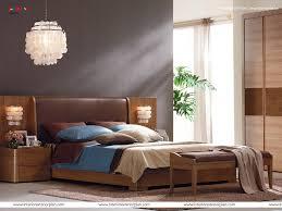 bedroom amazing modern bedroom ideas brown wooden platform bed