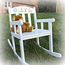 Childrens Rocking Chairs Personalized Personalized Childrens Chair Modern Chairs Quality Interior 2017