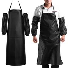 Customizing Kitchen Aprons Online Get Cheap Leather Apron Aliexpress Com Alibaba Group