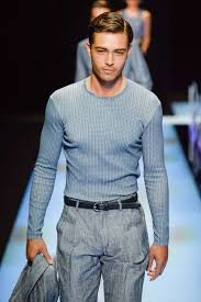 Classy Hairstyles For Guys by Men U0027s Classy Hairstyles From Giorgio Armani Ss 2016 Men U0027s