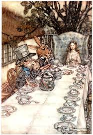 book of the week the illustrated alice in wonderland
