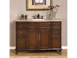Single Bathroom Vanity Set Contemporary 30 Single Bathroom Vanity Set With Mirror By Bosconi