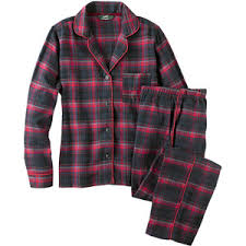 woolrich s plaid flannel pajama set polyvore